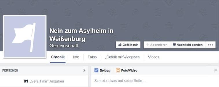 Kein Asylheim