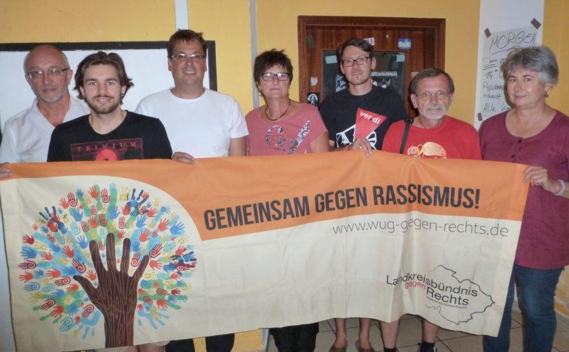AWO Mittelfranken-Süd tritt Landkreisbündnis gegen Rechts bei